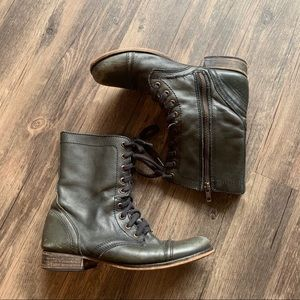 Steve Madden 'Troopa' Combat Boots